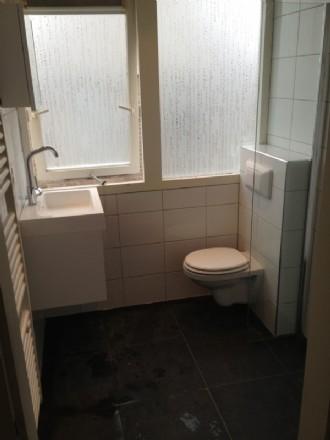 Badkamer compleet gerenoveerd in Harlingen alles in eigen beheer, dus 1 aanspreekpunt