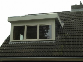 Kunststof dakkapel Bolsward